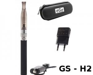 Cigarrillo electrónico con clearomizador lavable y reparable: EGO GS H2 BaseCoil