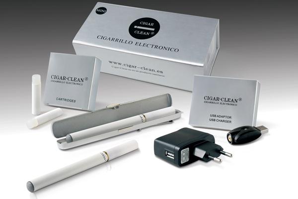 Los cigarros electrónicos sin nicotina