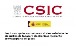 Estudio del CSIC desmonta por completo los principales argumentos en contra el cigarrillo electrónico