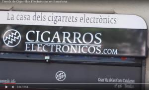 La Casa de los Cigarrillos Electrónicos de Barcelona